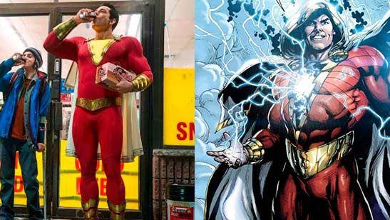 'Shazam!' recrea esta historia de los cómics