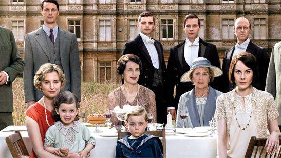 'Downton Abbey': La película de la serie contará con Maggie Smith, Michelle Dockery y Hugh Bonneville
