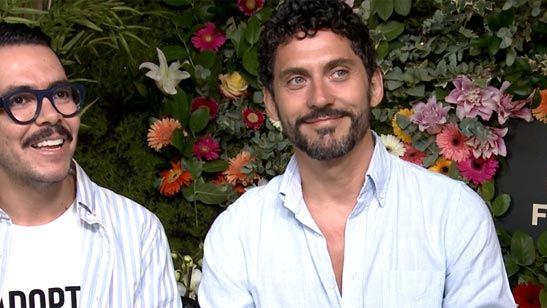 """[Entrevista] Manolo Caro y Paco León: """"La Casa de las Flores' es una historia universal"""""""