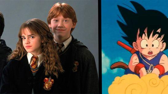¿Cómo conecta 'Harry Potter y la Piedra Filosofal' con 'Dragon Ball'?