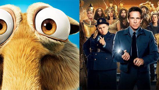 'Ice Age' y 'Noche en el museo' serán adaptadas como series de televisión