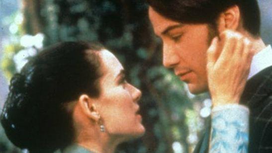 Winona Ryder asegura que se casó de verdad con Keanu Reeves en el set de 'Drácula'