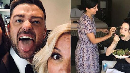 Los Emmys 2018 en Instagram