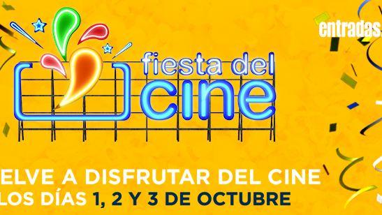 Reserva ya tus entradas para la Fiesta del Cine y ahórrate esperas innecesarias