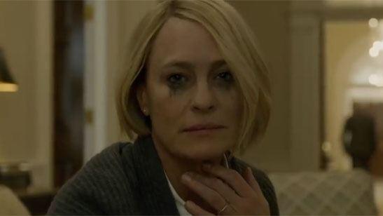 'House of Cards': Robin Wright es la nueva Presidenta de Estados Unidos en el tráiler de la sexta temporada