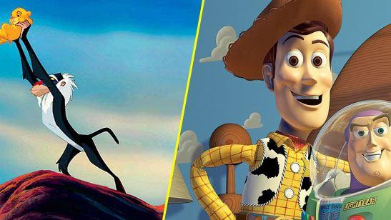 Las 20 mejores películas de animación de Disney según IMDB
