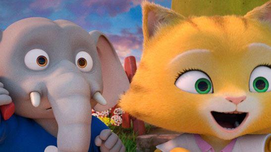 'La increíble historia de la pera gigante' y otras 10 películas  XXL para niños