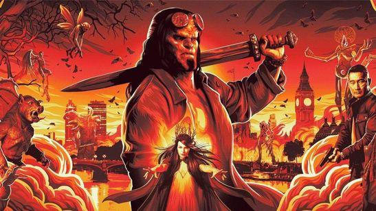 El protagonista de 'Hellboy' promete que será brutal y sangrienta