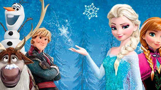 'Frozen 2': ¿Se ha filtrado el cartel de la película de Anna y Elsa?