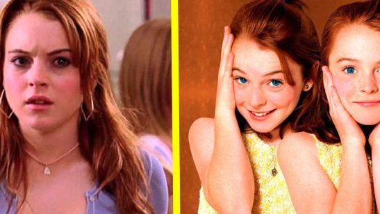 Lindsay Lohan imagina qué ocurre después de 'Tú a Londres y yo a California' y 'Chicas Malas'