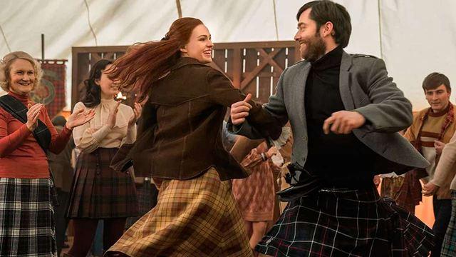 'Outlander': Sophie Skelton avisa de que Brianna y Roger aún tienen que hablar las cosas