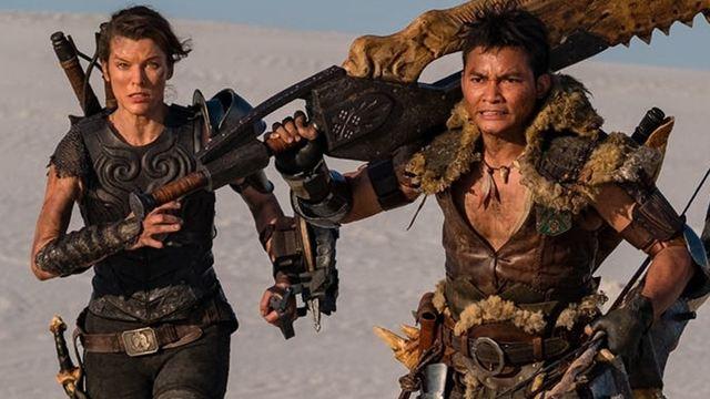 La adaptación de 'Monster Hunter' con Milla Jovovich se estrenará en 2020