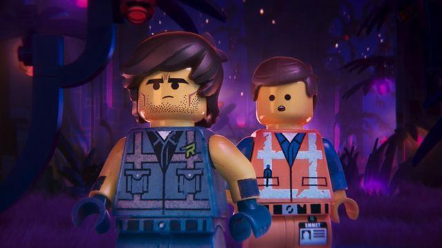 'La LEGO película 2': Chris Pratt nos habla de los paralelismos de su vida y la de Rex Dangervest