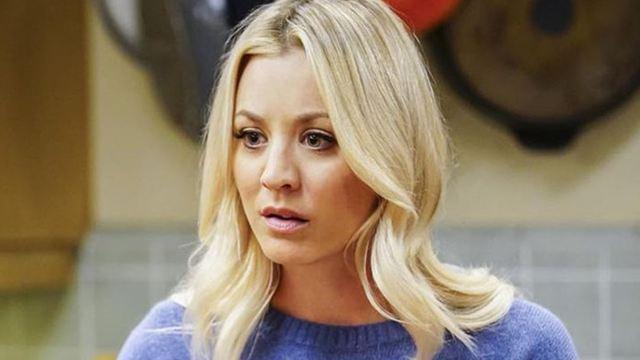 Kaley Cuoco está deprimida por el final de 'The Big Bang Theory'