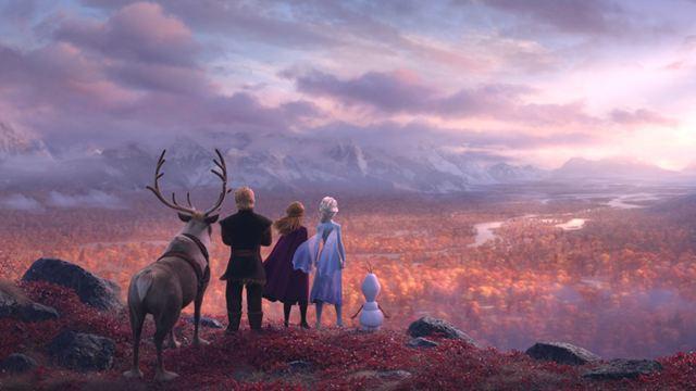 El tráiler de 'Frozen 2' ya es el más visto de la historia de la animación