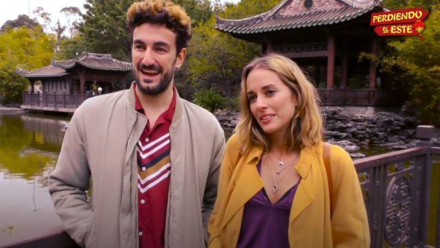 'Perdiendo el este': Silvia Alonso y Miki Esparbé te cuentan curiosidades de Hong Kong en este vídeo EXCLUSIVO