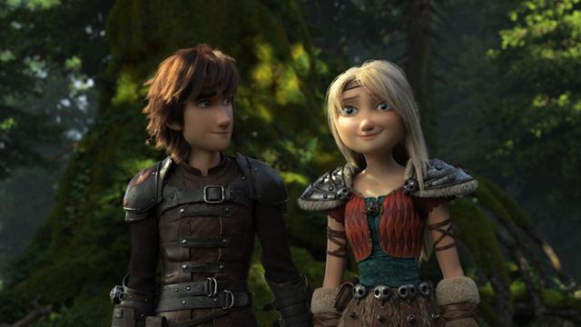 'Cómo entrenar a tu dragón 3': La relación entre Astrid e Hipo es diferente a todas las demás por este motivo