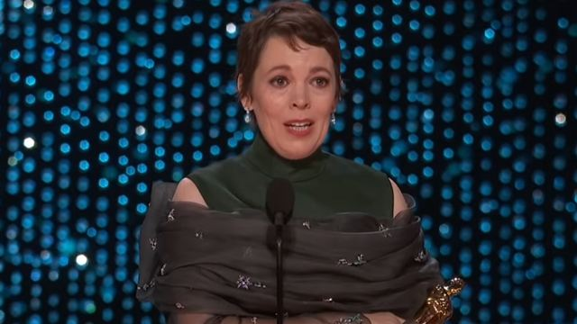 Oscar 2019: Olivia Colman ('La favorita') da uno de los mejores discursos de la noche