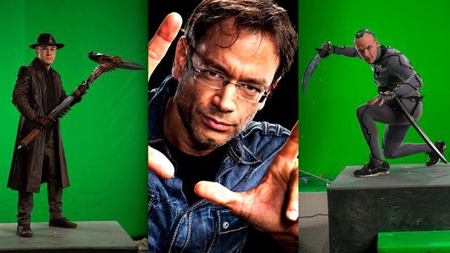 Rico Torres, la mano derecha de Robert Rodriguez ('Alita: Ángel de combate', 'Sin City') que empezó haciendo fotos de sus juguetes