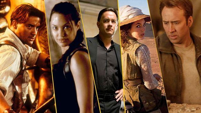 La trilogía de 'La momia' y otras 29 películas de Netflix, HBO y Amazon para resolver misterios desde el sofá