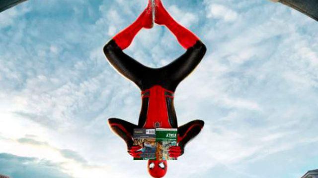 'Spider-Man: Lejos de casa': Peter Parker se columpia por Europa en los nuevos pósters