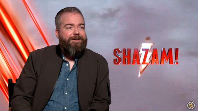 """David F. Sandberg: """"Quería que Zachary fuese Shazam porque tiene ese entusiasmo y emoción tan infantil"""""""