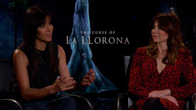 """Patricia Velasquez: """"Siento que una vez toqué a La Llorona cuando era niña"""""""