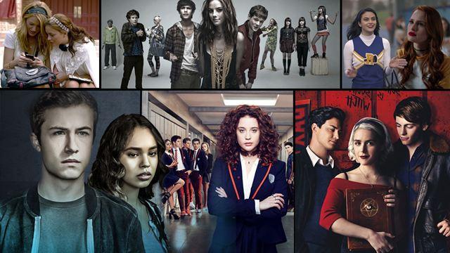 Populares, inadaptados y bailes de instituto: el manual definitivo de los estereotipos de las series 'teen'