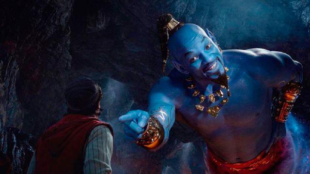 La nueva 'Aladdin' dura 38 minutos más que la película de animación de Disney