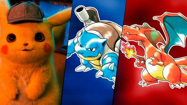 'Pokémon Detective Pikachu' conecta así con 'Pokémon rojo' y 'Pokémon azul'