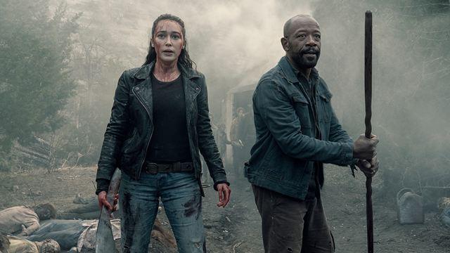 Visitamos el rodaje de la quinta temporada de 'Fear The Walking Dead': Sobrevivir no es la solución