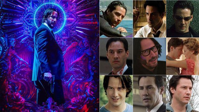 Bienvenido al 'Keanuverso'. La redacción de SensaCine elige sus películas favoritas de Keanu Reeves: 'Matrix', 'Speed', 'John Wick'...
