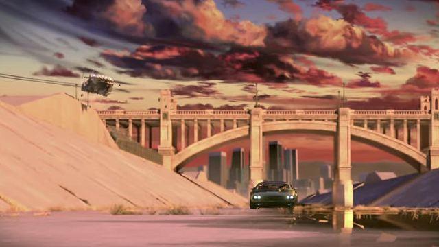 Netflix presenta el primer 'teaser' de la nueva serie de animación del universo 'Fast & Furious'