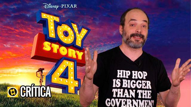 """CRÍTICA 'Toy Story 4': """"Bunny y Ducky están como cabras y son muy muy divertidos"""""""