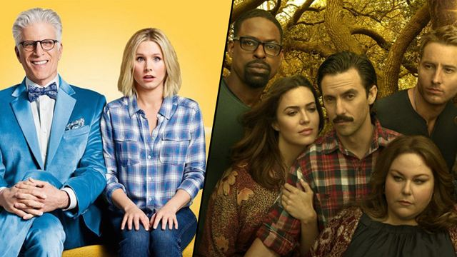 'The Good Place', 'This Is Us', 'Chicago Med', 'Fire' y 'P.D.'… Fecha de estreno de las series de NBC