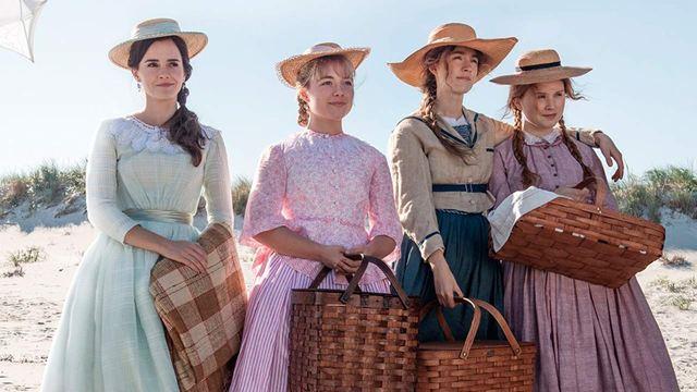 Primer vistazo a Emma Watson, Saoirse Ronan y Timothée Chalamet en la 'Mujercitas' de Greta Gerwig