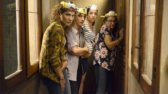 'Señoras del (h)AMPA' llega a Amazon Prime Video el día después de la emisión de cada episodio en Telecinco