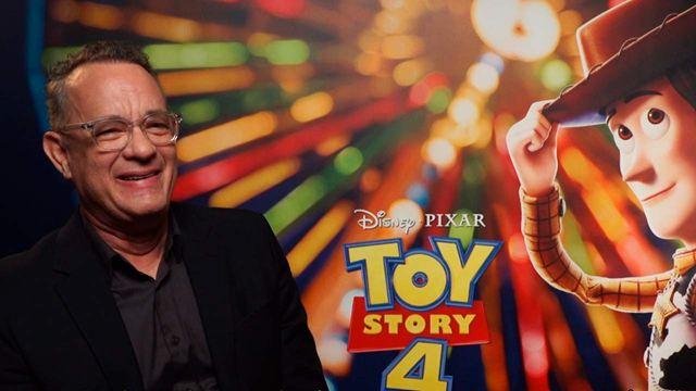 """Tom Hanks ('Toy Story 4'): """"Woody me ha dado una perspectiva sobre cómo la vida te plantea cambios y cómo los afronta"""""""