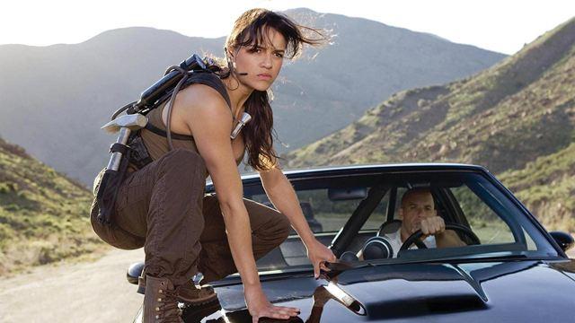 Vin Diesel y Michelle Rodriguez celebran el comienzo del rodaje de 'Fast & Furious 9'