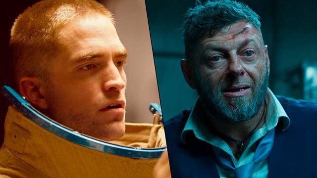 'The Batman': Un rumor señala a Andy Serkis como el favorito para unirse a Robert Pattinson