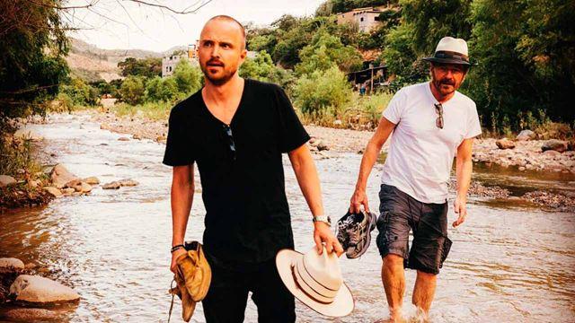 'Breaking Bad': Aaron Paul y Bryan Cranston siguen confundiendo con imágenes misteriosas, ¿Walter White está vivo?