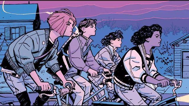 Amazon apuesta por su propia 'Stranger Things' con la adaptación de la aclamada serie de cómics 'Paper Girls'