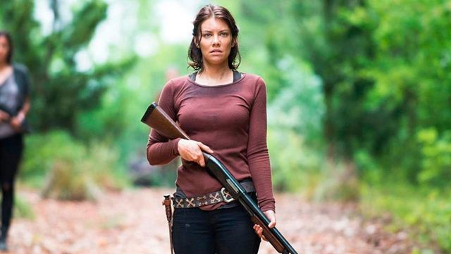 'The Walking Dead' trata de traer a Lauren Cohan de vuelta en la temporada 10