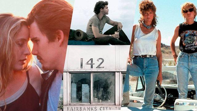 20 películas de viajes que no puedes perderte este verano