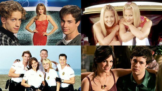 'The O.C', 'Las gemelas de Sweet Valley', 'Pacific Blue', 'Lizzie McGuire'... Las series juveniles que veíamos en verano