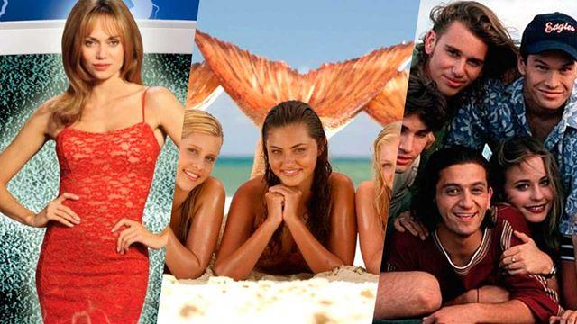 30 series inolvidables que veías en verano
