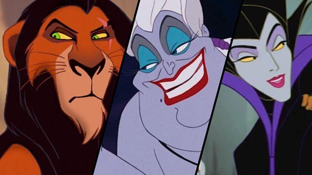Descubre qué villano de Disney eres según tu fecha de nacimiento