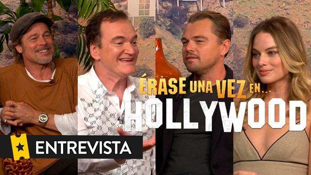 """Brad Pitt: """"Érase una vez en... Hollywood' es una carta de amor a una industria que amamos, odiamos y adoramos"""""""