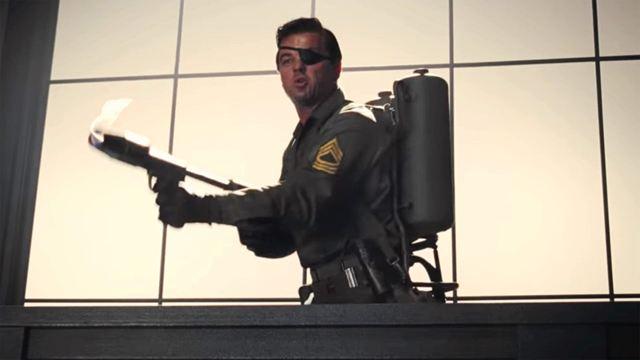 'Érase una vez en... Hollywood': Leonardo DiCaprio tenía miedo de rodar las escenas con el lanzallamas