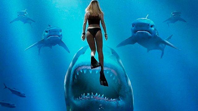 'Deep Blue Sea 3' es una realidad y podría ir derecha a Netflix